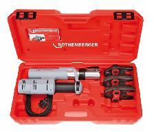 Persmachine Romax op 230 V, t/m 54mm